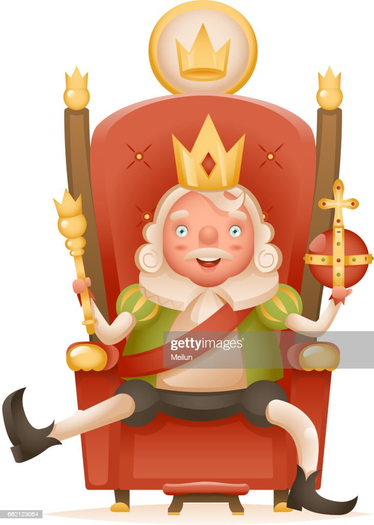 Cute Cheerful King Ruler On Throne Crown On Head Power And Scepter In Hands Cartoon Character 3d Realistic Isolated Vector Illustration High Res Vector Graphic Getty Images Download cartoon crown 3d model for 3ds max, maya, cinema 4d, lightwave, softimage, blender and other 3d modeling and animation software. https www gettyimages com detail illustration cute cheerful king ruler on throne crown on royalty free illustration 682123064