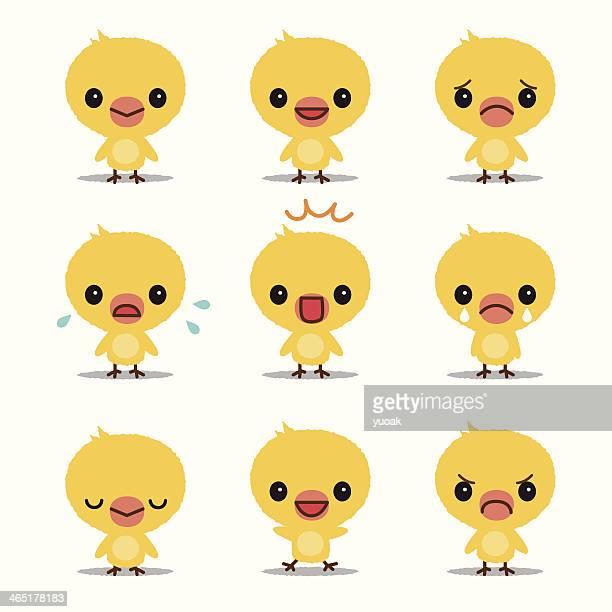 Divertido chick