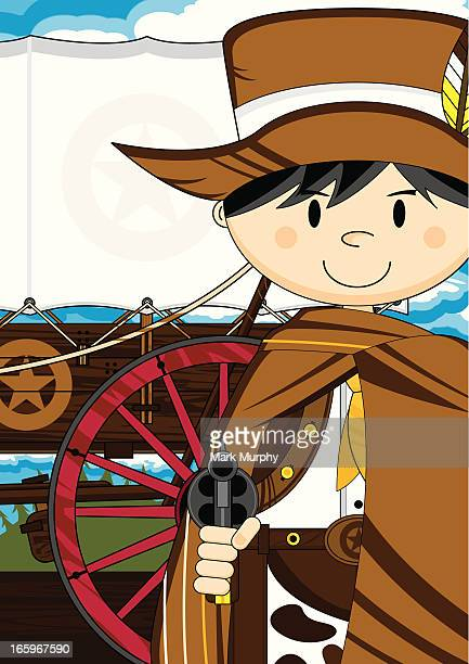 60 Top Chuck Wagon Stock Illustrations Clip Art Cartoons