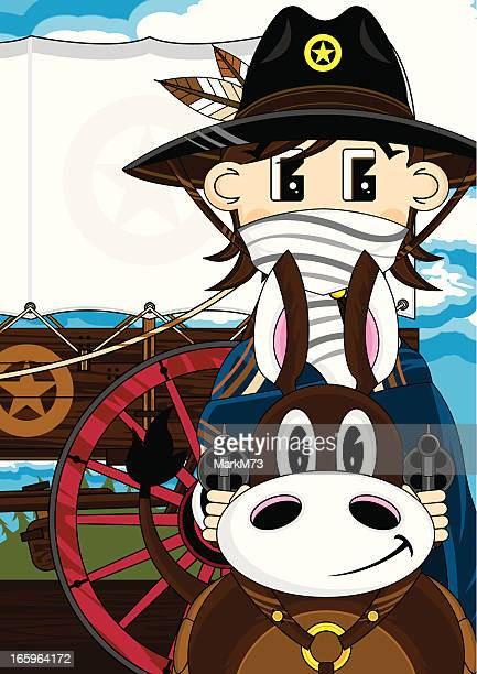 World S Best Chuck Wagon Stock Illustrations Getty Images