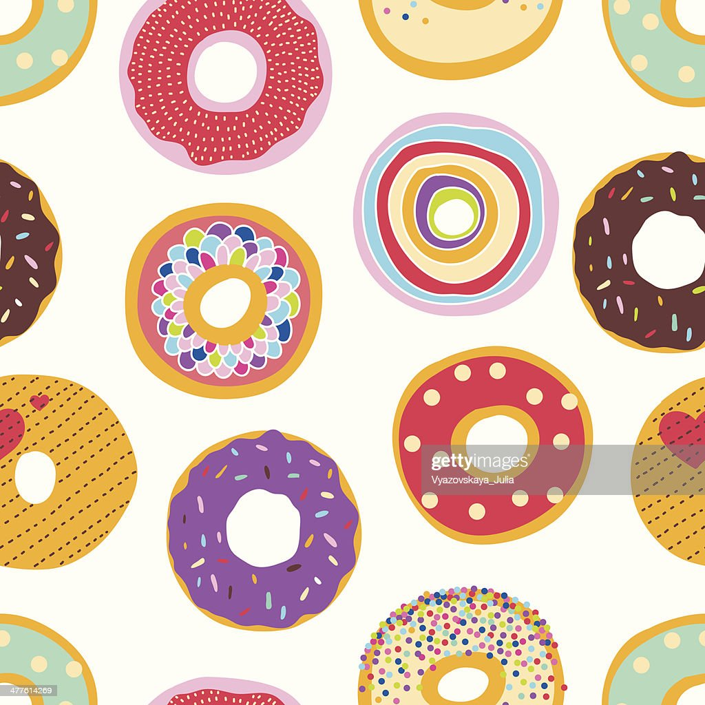 Cute donut.