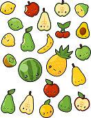 Cute Fruits