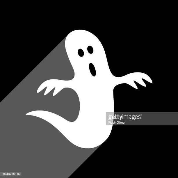 幽霊点のイラスト素材 クリップアート素材 マンガ素材 アイコン素材 Getty Images