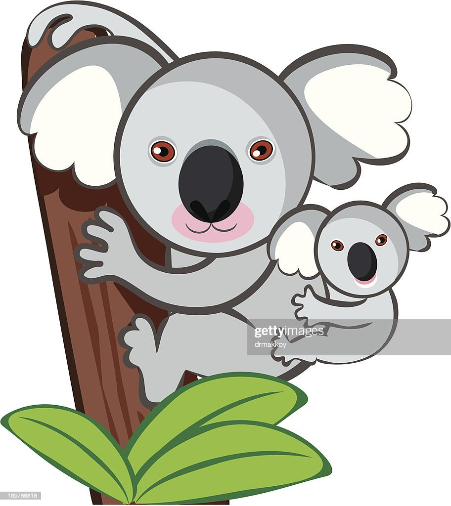 Cute kuala
