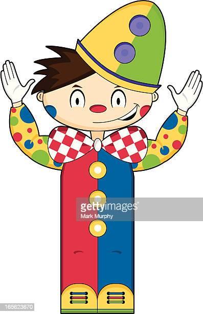 Linda poco Circus payaso