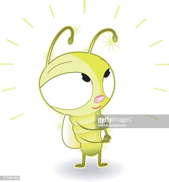 cute little glowworm.