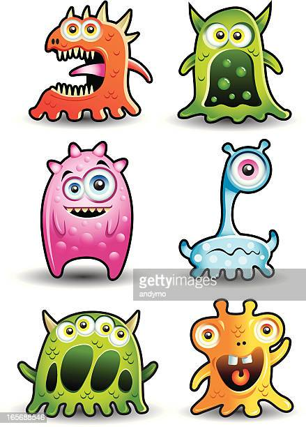 Cute Little monsters or Aliens