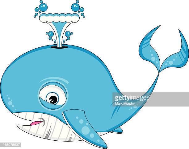 Cute Little Whale
