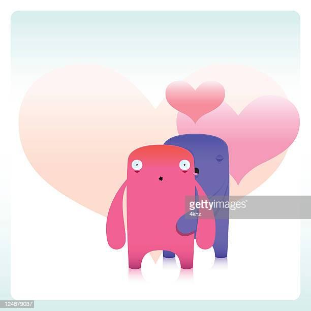 cute loving pervert characters - sexual harassment stock illustrations, clip art, cartoons, & icons