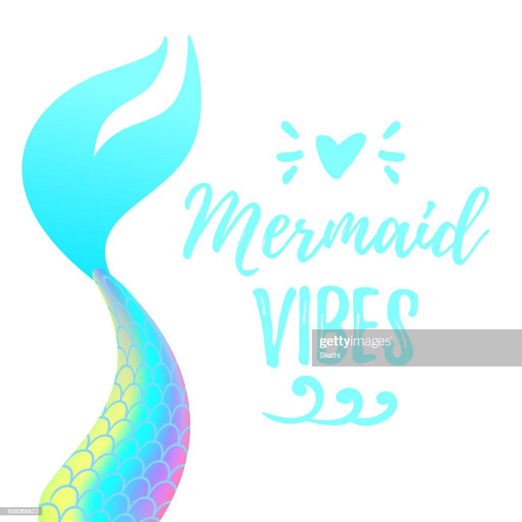 cute mermaid tail