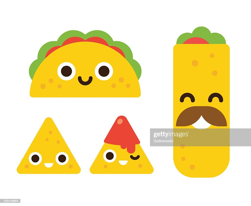 Cute mexican food