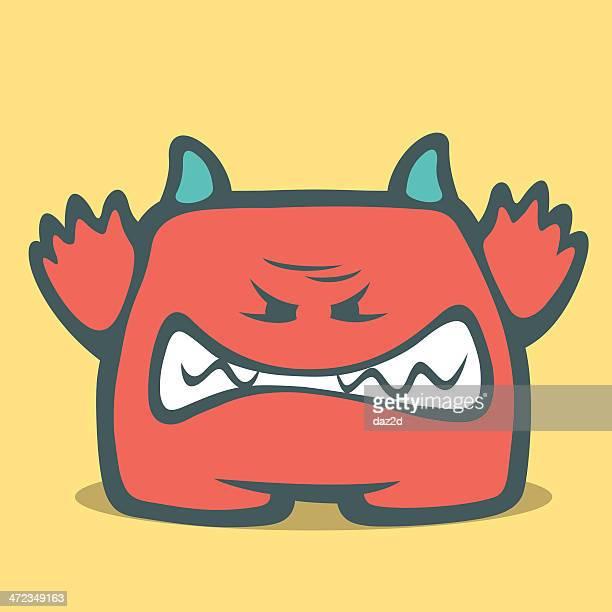 Cute Monster -  Second