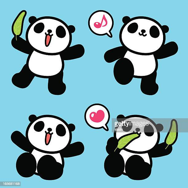 Worlds Best Funny Panda Stock Illustrations Getty Images
