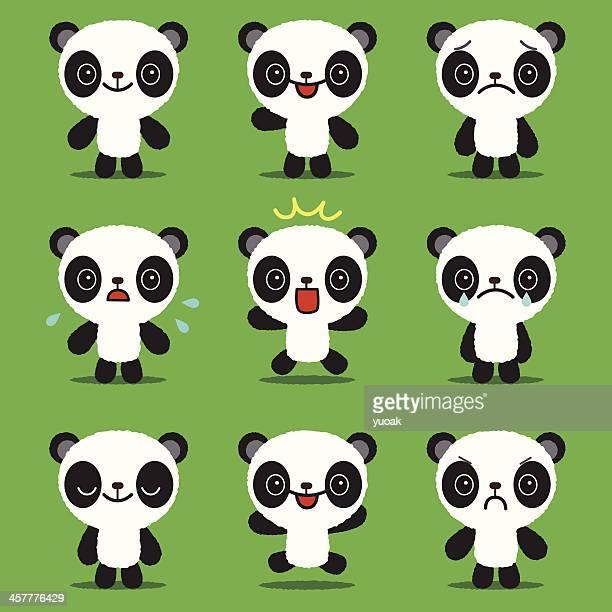Engraçado Panda