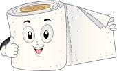 Cute Toilet Paper
