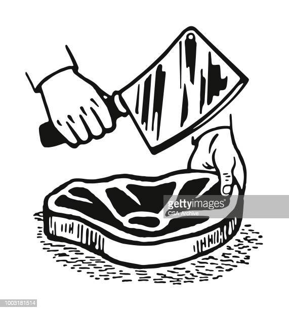Cutting a Piece of Meat