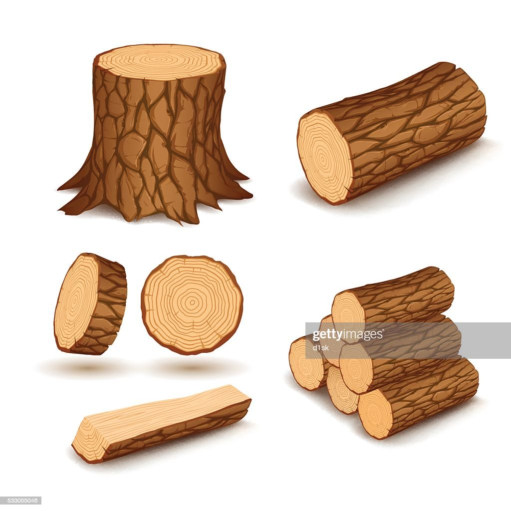 Cutting wood elements