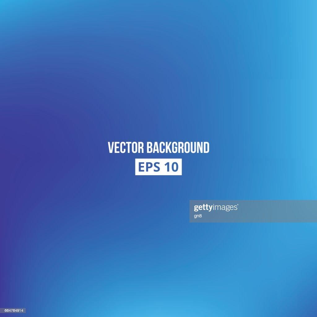 Cyan blue blur gradient