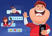 cyber crime via smartphone