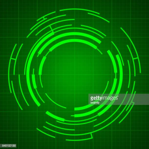 cyber rings - cyborg stock illustrations, clip art, cartoons, & icons