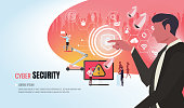 Cyber Security helping business team ver2