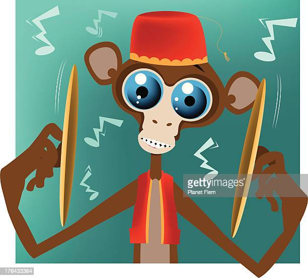 Címbalo chamativo Macaco