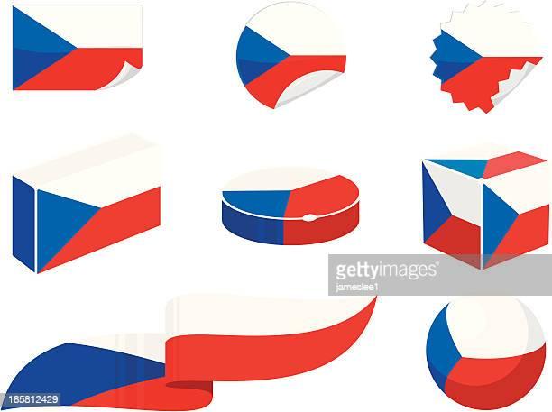 Czech Republic Design Elements