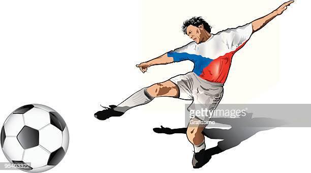 Czech soccer player