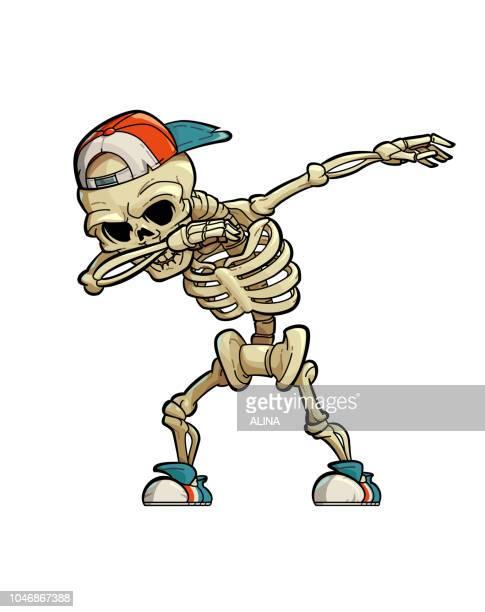 ilustraciones, imágenes clip art, dibujos animados e iconos de stock de superficies del esqueleto - esqueleto humano