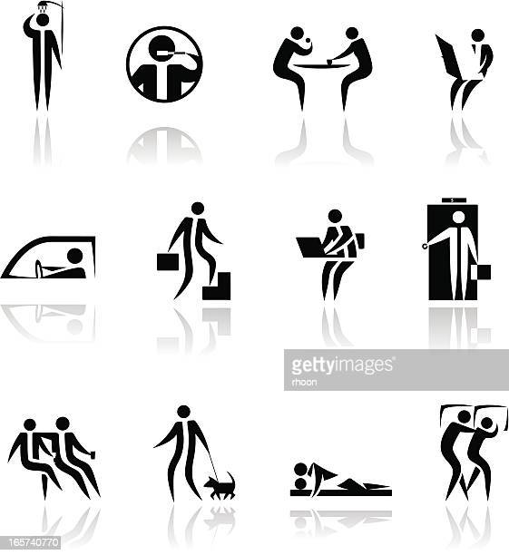 gender icons in sexual positions