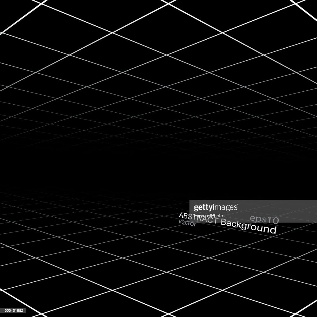 Dakr space - abstract background
