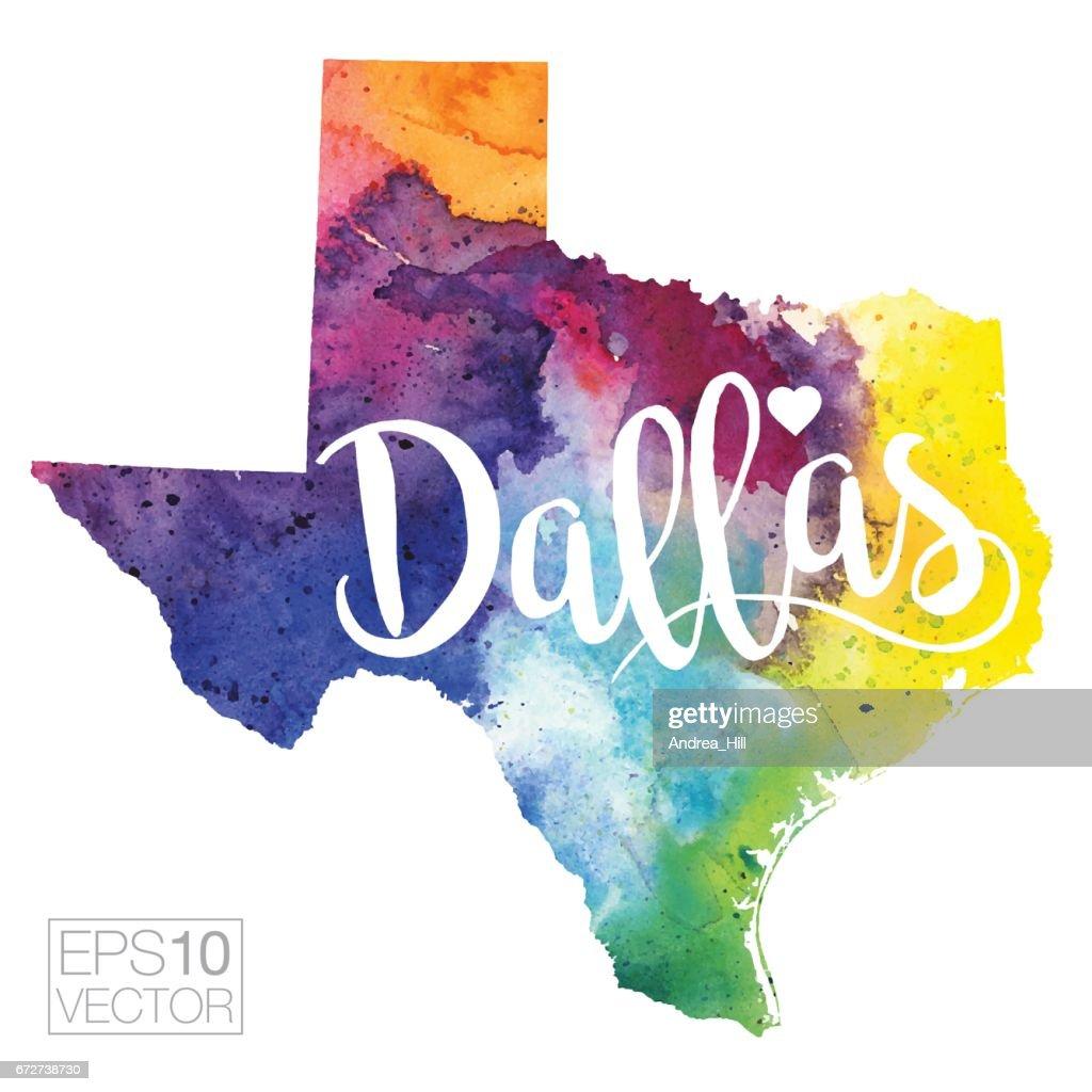 Dallas Texas Usa Vector Watercolor Map High-Res Vector ... on usa map waco texas, globe dallas texas, map of mountains and basins region texas, dinosaurs dallas texas, usa map corpus christi texas, weather dallas texas, texas dallas texas, world map dallas texas, usa map in dallas, usa map richmond texas, zip code map dallas texas, road map dallas texas, home dallas texas, usa map west texas, usa map big spring texas, ball dallas texas, great coastal plains of texas, center tx map texas, map of mountains in texas,