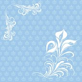 damask design