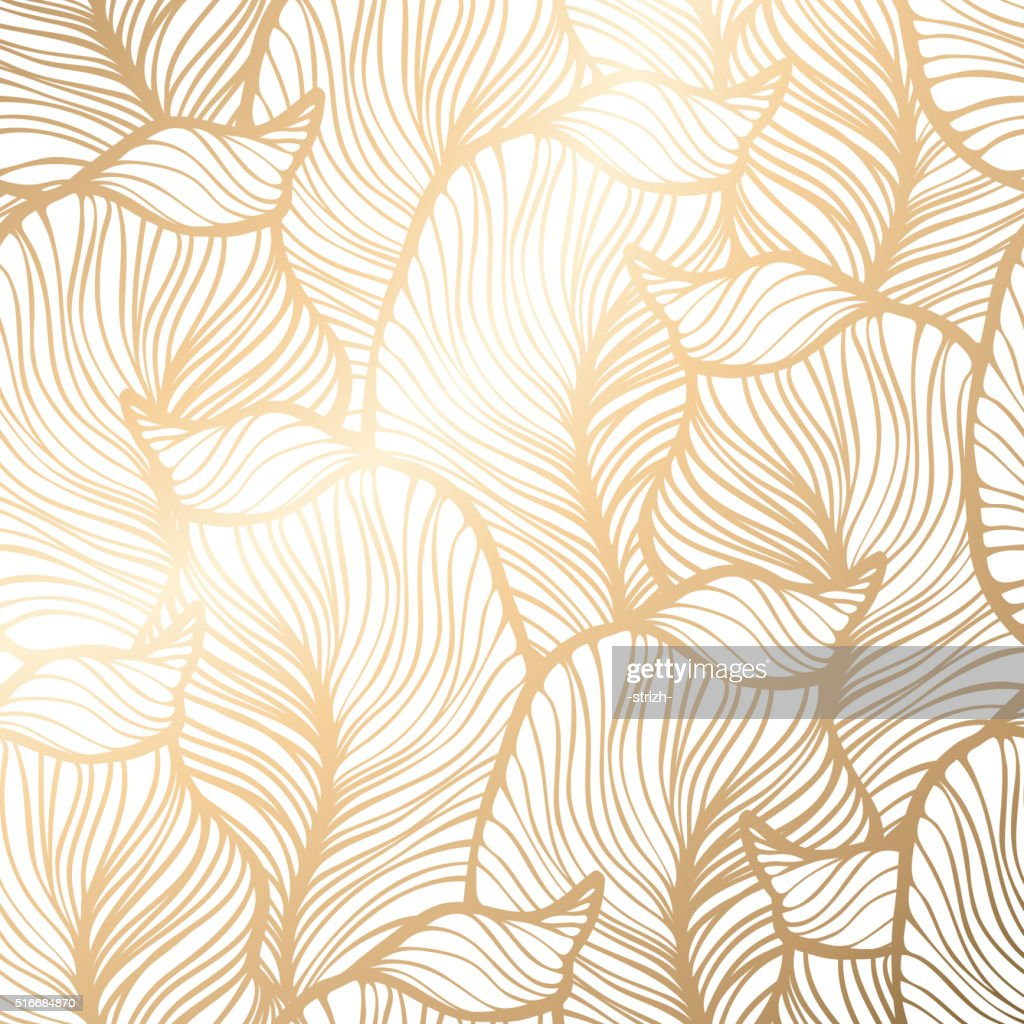 Damask floral pattern. Royal wallpaper