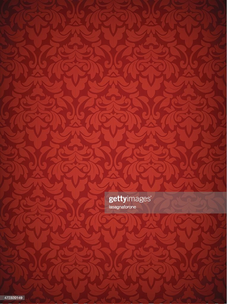 Damask Seamless Pattern - Only Two Credits!