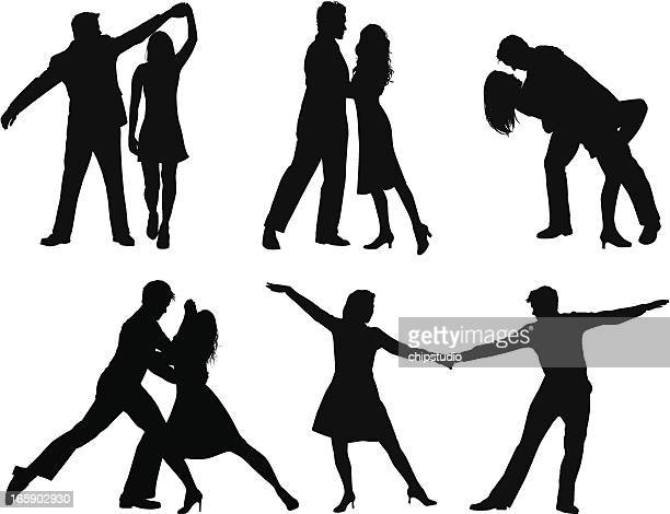 dance - dancing stock illustrations