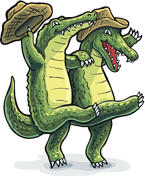 Dancing Gators