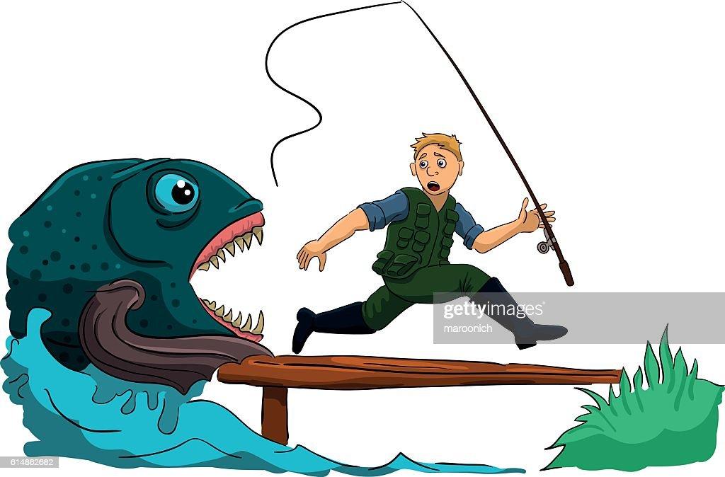 dangerous fishing