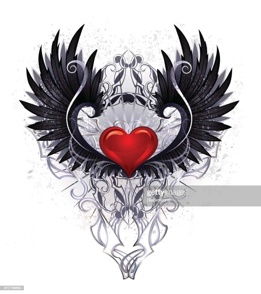 Dark angel heart