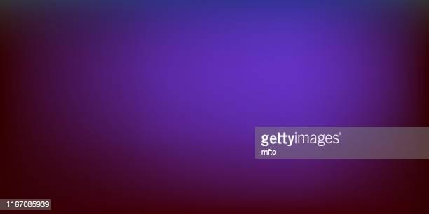 暗いボケの背景 - 紫点のイラスト素材/クリップアート素材/マンガ素材/アイコン素材