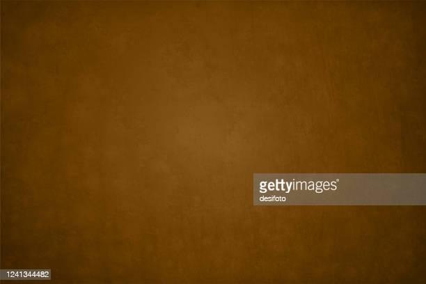 illustrazioni stock, clip art, cartoni animati e icone di tendenza di illustrazione vettoriale strutturata di carta stropicciata di colore marrone scuro - screziato