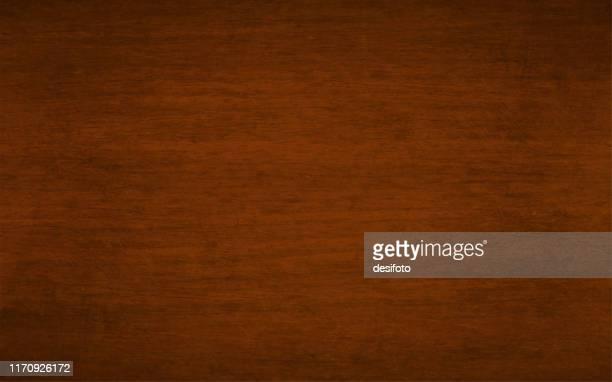 ilustrações, clipart, desenhos animados e ícones de cor marrom escura madeira textured ilustração do estoque do vetor - madeira
