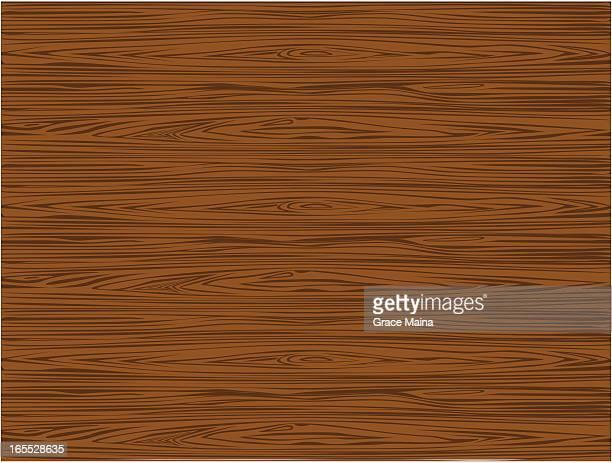 dark brown wood texture - vector - floorboard stock illustrations, clip art, cartoons, & icons
