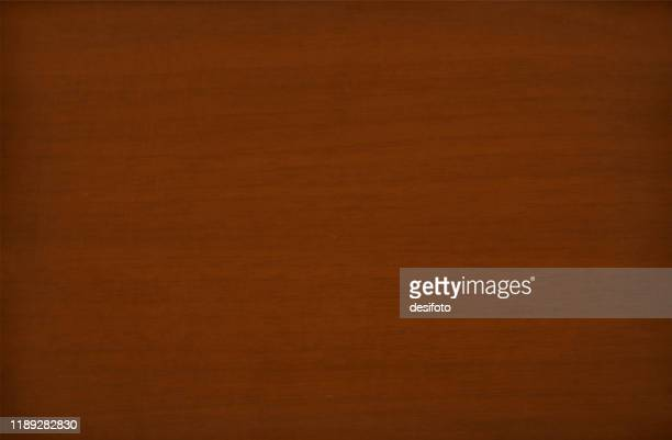 dark chocolate brown color wooden textured vector illustration - brown background stock illustrations