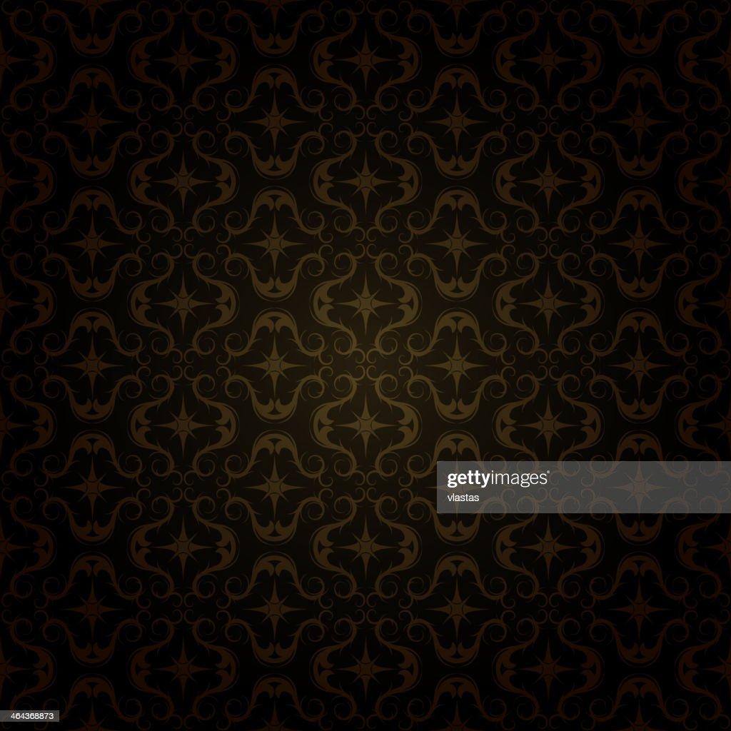 dark gold pattern