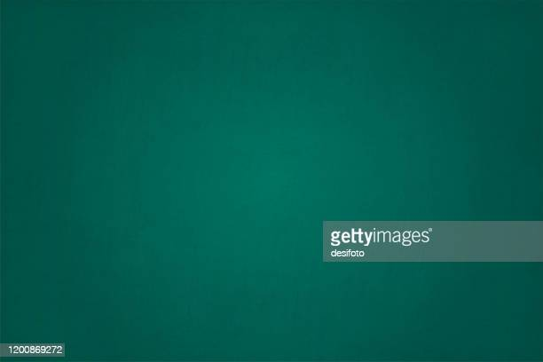 dark green coloured grunge backgrounds blank vector illustration - emerald green stock illustrations