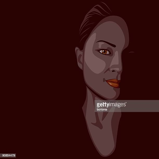 Dark Portrait
