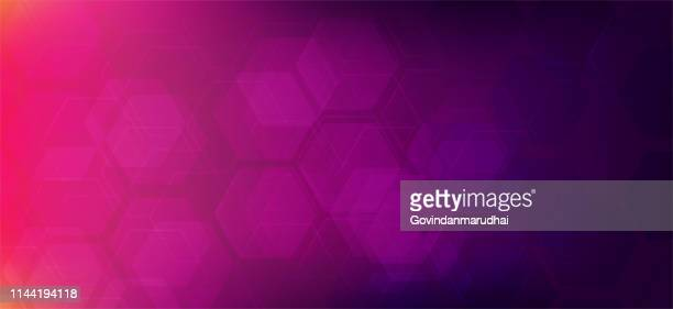 dark purple abstract technology background - abstract backgrounds stock illustrations