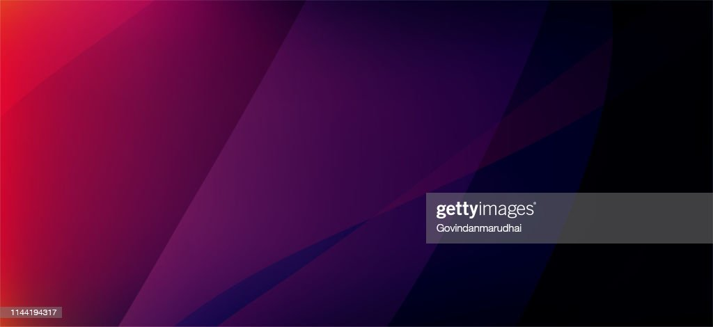 Dark Purple Abstract Technology background : Stock Illustration