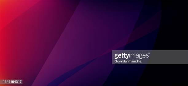 dark purple abstract technology background - colour gradient stock illustrations